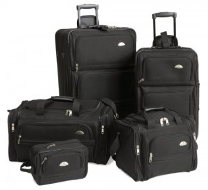 How to find best deals on luggage bags